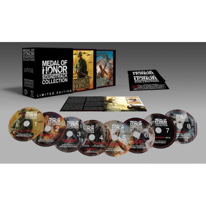 Medal of Honor Soundtrack Collection [8CD] [presentation image]