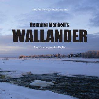 Wallander Soundtrack Score (CD) [cover]