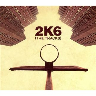 2K6 Soundtrack CD [cover]