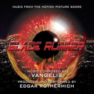Blade Runner - Music From The Motion Picture Score [cover]