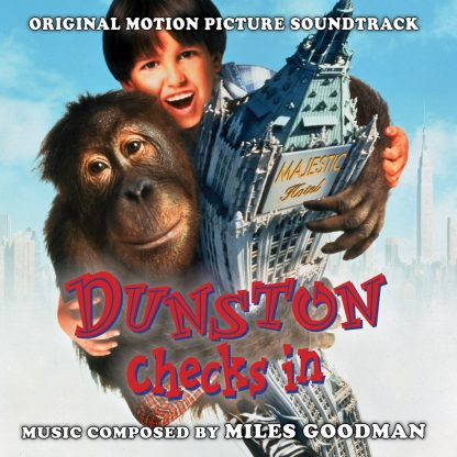 Dunston Checks in (Miles Goodman) [cover]