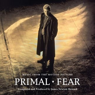 Primal Fear Soundtrack CD (James Newton Howard) [cover]