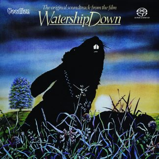 Watership Down [remastered] [cover]