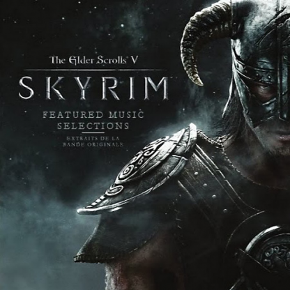 The Elder Scrolls V: Skyrim Featured Music Selections (cover)