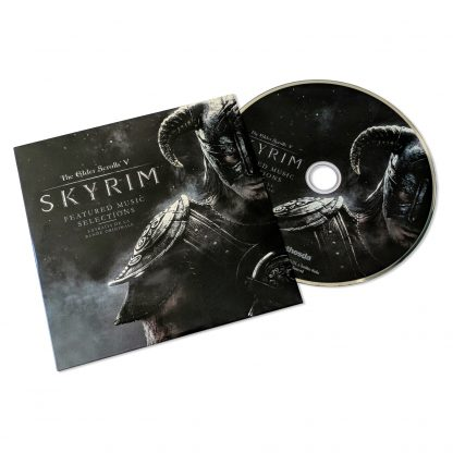 The Elder Scrolls V - SKYRIM (Featured Music Selections) [CD] (presentation)
