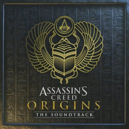 Assassin's Creed Origins - The Soundtrack [Sampler] [cover]