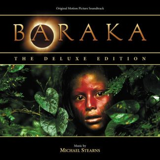 Baraka (soundtrack CD)