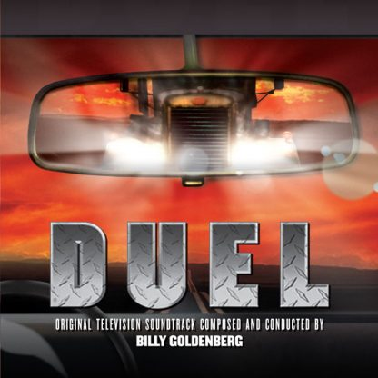 Duel (Soundtrack CD) [cover]