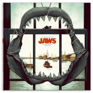 JAWS (Mondo) [2xLP] (cover)