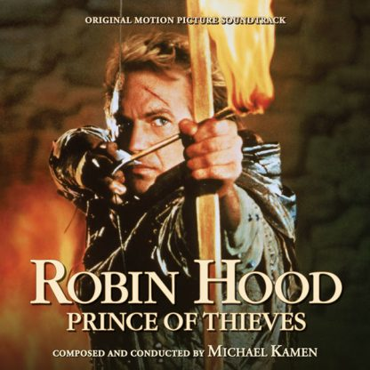 Robin Hood: Prince of Thieves (Soundtrack) [2CD] [cover]
