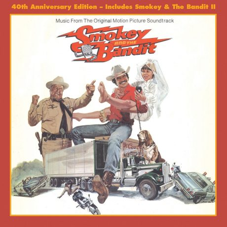 Smokey and the Bandit – 40th Anniversary Edition (Soundtrack CD)