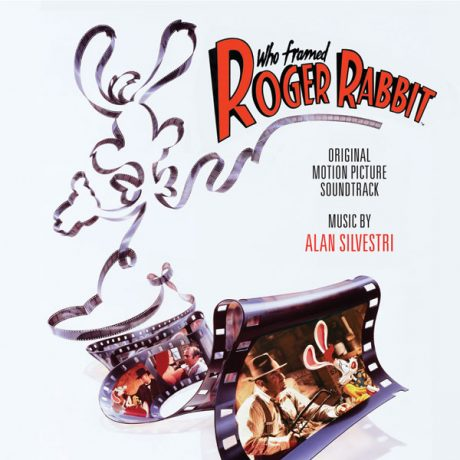 The soundtrack cover art for this 3CD edition.