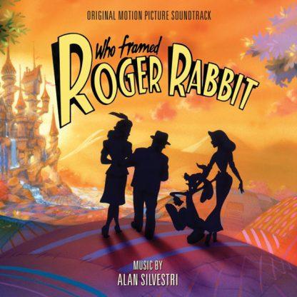 Who Framed Roger Rabbit (Soundtrack by Alan Silvestri) [3CD] [alt]