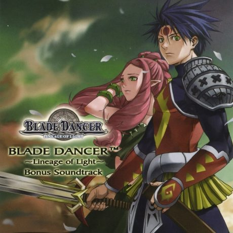 Blade Dancer Lineage of Light Soundtrack CD (2006) PSP