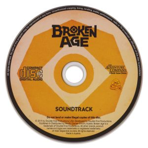 Broken Age (Soundtrack) [DISC ONLY]
