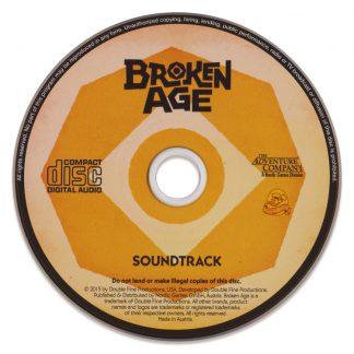 Broken Age (Soundtrack) [DISC ONLY]