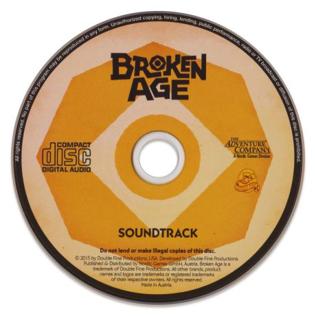 Important: this is a stand-alone disc (CD) only (as issued). Shipped in a new protective slimline CD case for protection and storage.