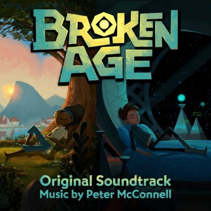 Broken Age (Soundtrack CD) [cover]
