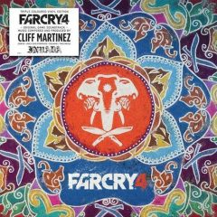 Far Cry 4 Soundtrack [2xCD] (Cliff Martinez) [cover]
