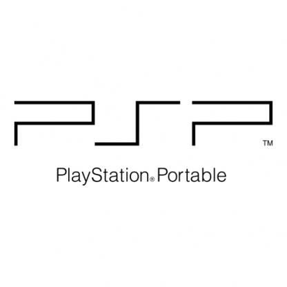 PSP PlayStation Portable (logo)