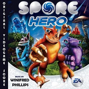 Spore Hero Soundtrack [mp3] [cover]
