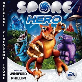 Spore Hero Soundtrack [mp3] [cover]