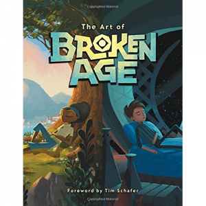 The Art of Broken Age [hardback] [cover]