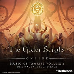 The Elder Scrolls Online - Music of Tamriel, Vol. 2 (Original Game Soundtrack) [cover art]