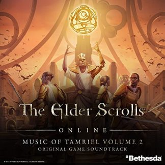 The Elder Scrolls Online - Music of Tamriel, Vol. 2 (Original Game Soundtrack) [cover art]
