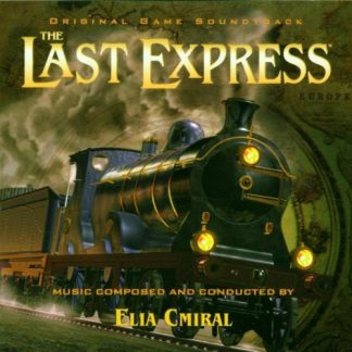The Last Express Soundtrack (CD) [cover]