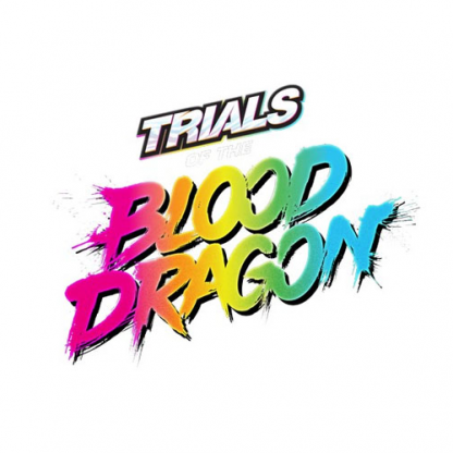 Trials of the Blood Dragon (logo)
