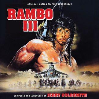 Rambo III (Soundtrack) [Remastered CD] [cover]