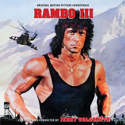 Rambo III (Soundtrack) [Remastered CD] [alt cover]