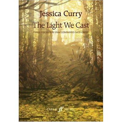 The Light We Cast (Mixed Voice Choir) [Sheet Music] (cover)