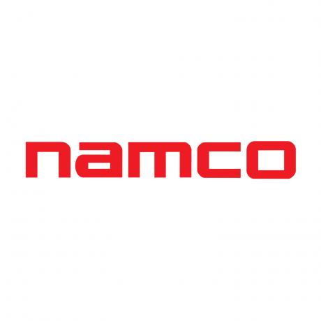 "The famous ""namco"" logo"