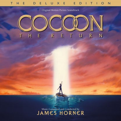 Cocoon - The Return - The Deluxe Edition - Soundtrack CD (James Horner)