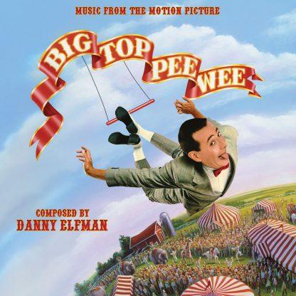 Big Top Pee-Wee (Soundtrack by Danny Elfman) [CD]