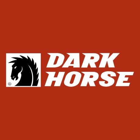 The Dark Horse logo.