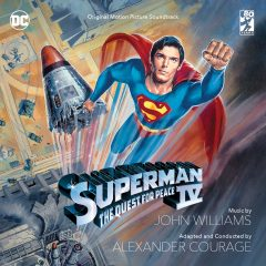 Superman IV - The Quest for Peace (Soundtrack) [2CD] (cover)