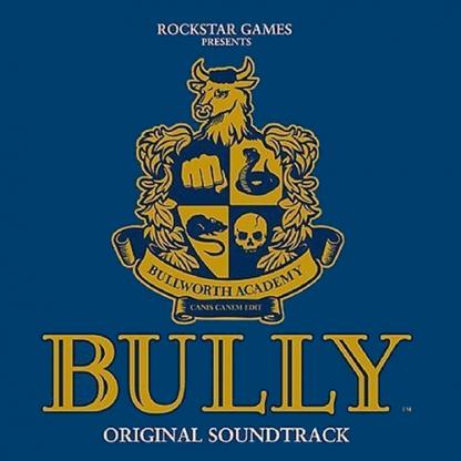 BULLY Soundtrack CD [cover]
