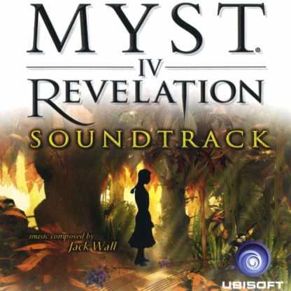 MYST IV - Revelation Soundtrack (Jack Wall) [cover]