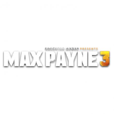 The Max Payne 3 game logo