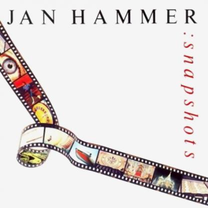 Snapshots (Jan Hammer) [cover artwork]