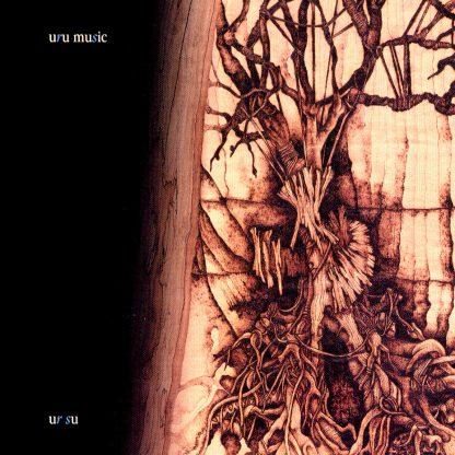 URU Ages Beyond Myst Soundtrack CD (cover)