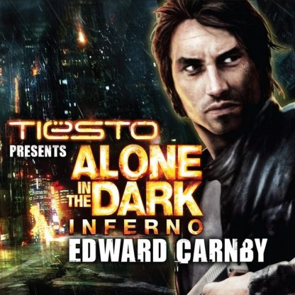 Tiësto Presents Alone in the Dark: Inferno - Edward Carnby (cover)