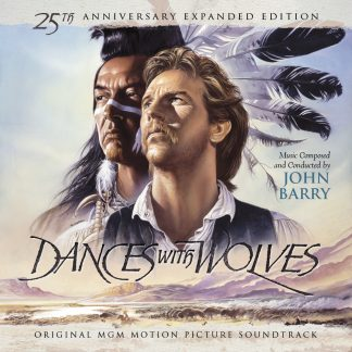 Dances with Wolves Soundtrack [2CD] (cover)
