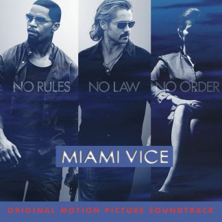 Miami Vice Movie Soundtrack Album [CD] (cover art)
