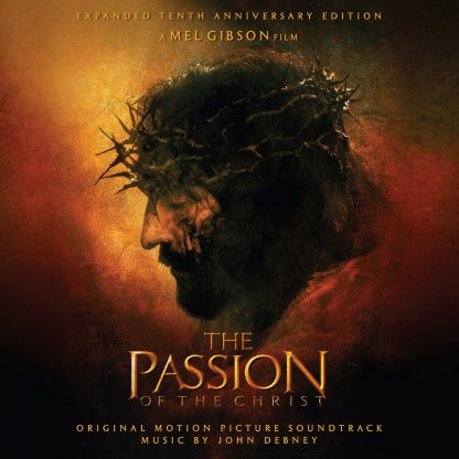 The Passion of the Christ Soundtrack [2CD] [cover]