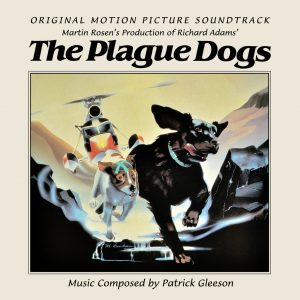 The Plague Dogs Soundtrack [CD] (cover art)