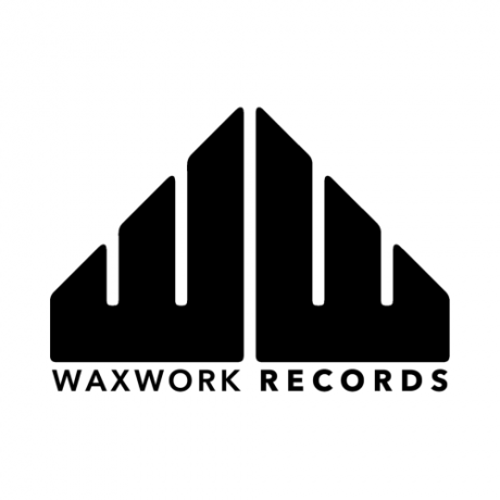 The official Waxwork Records logo